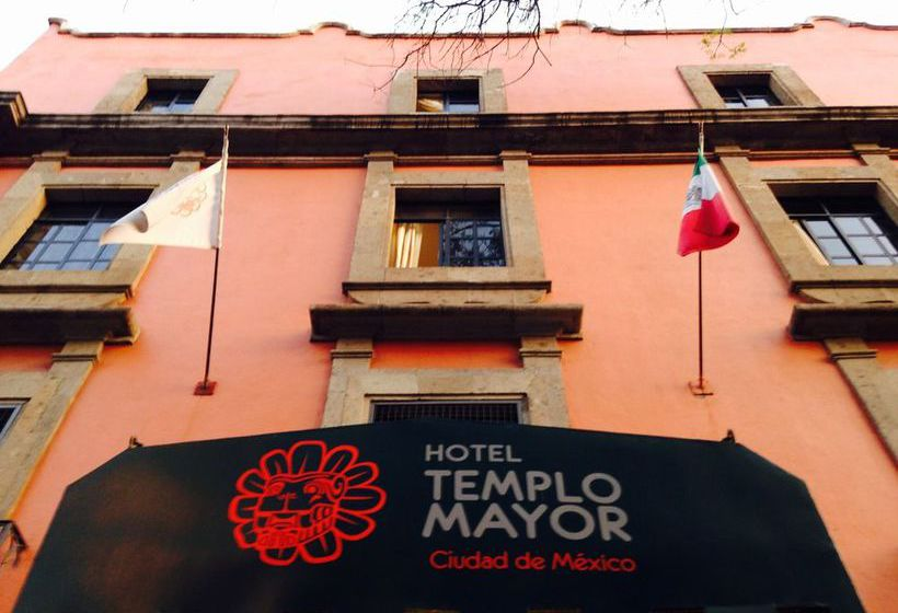 Hotel Templo Mayor Mexiko-Stadt
