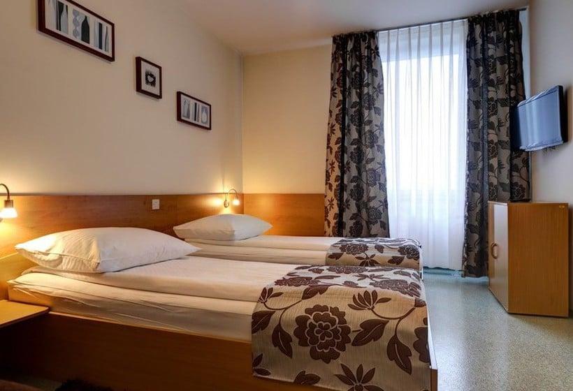 غرفة فندق Park Ljubljana ليوبليانا