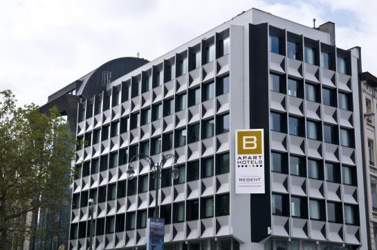 B Aparthotel Regent Brussel