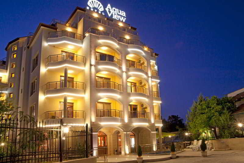 Hotel Aqua View Slatni Pjasazi