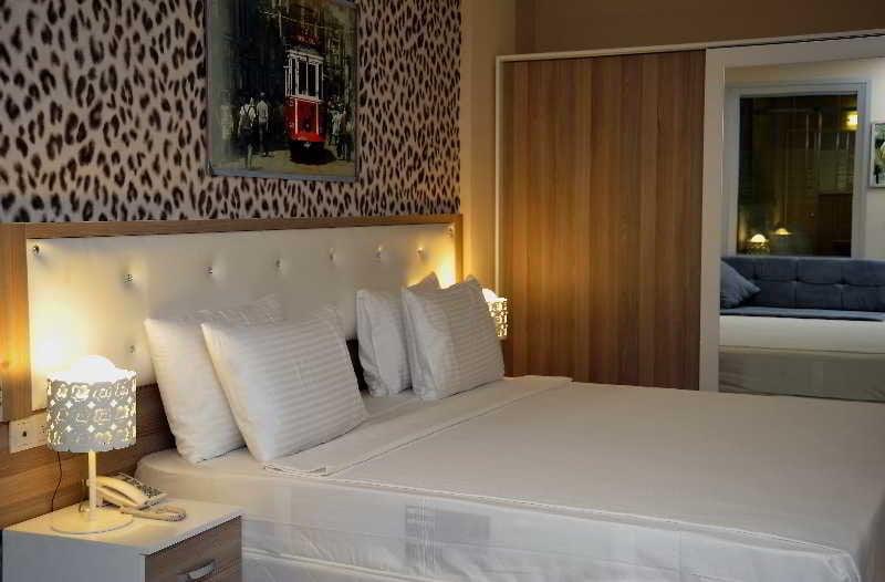 Hôtel Nossa Suites Pera Istanbul