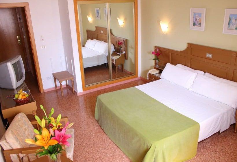 Chambre Hôtel Trianflor Puerto de la Cruz