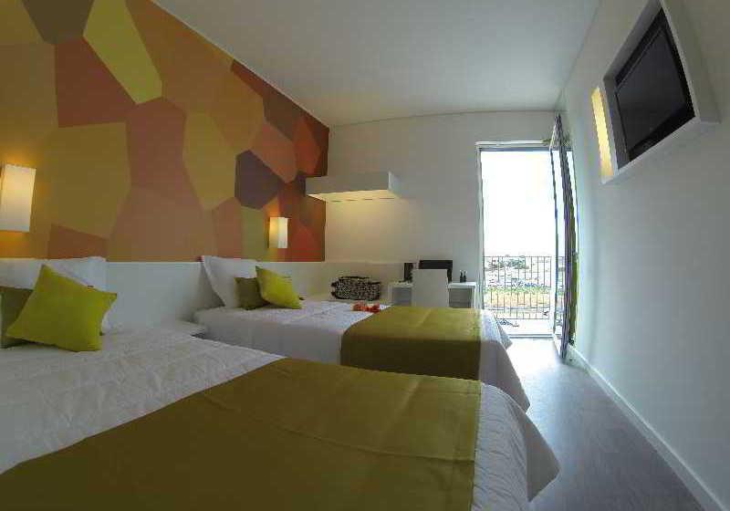 호텔 3k Faro Aeroporto 파로