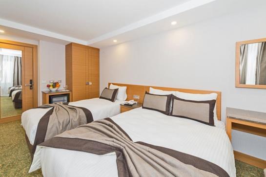 Zimmer Hotel Bisetun Istanbul