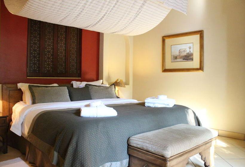 Hotel Lombardy Boutique Pretoria
