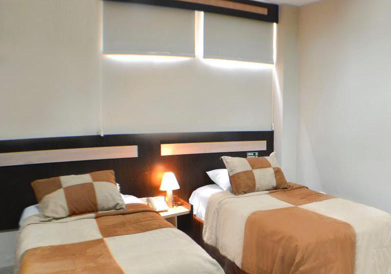 Hotel Mc Suites Guaiaquil
