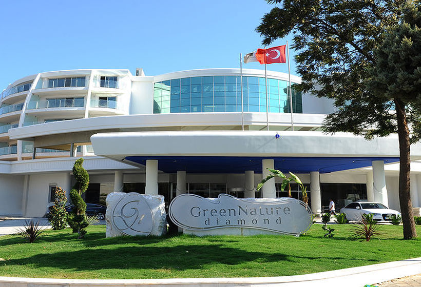 Hôtel Green Nature Diamond Marmaris