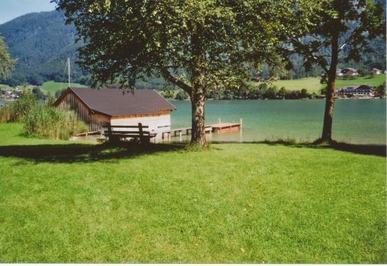 Bauernhof Plombergbauer Abersee