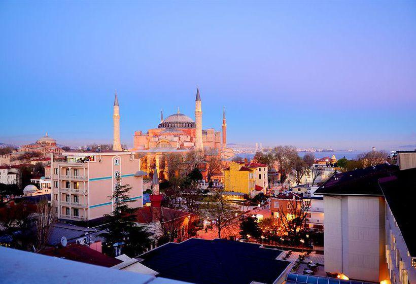 Hôtel Sura Hagia Sophia Istanbul