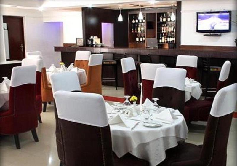 Hotel Best Western Starfire Lagos
