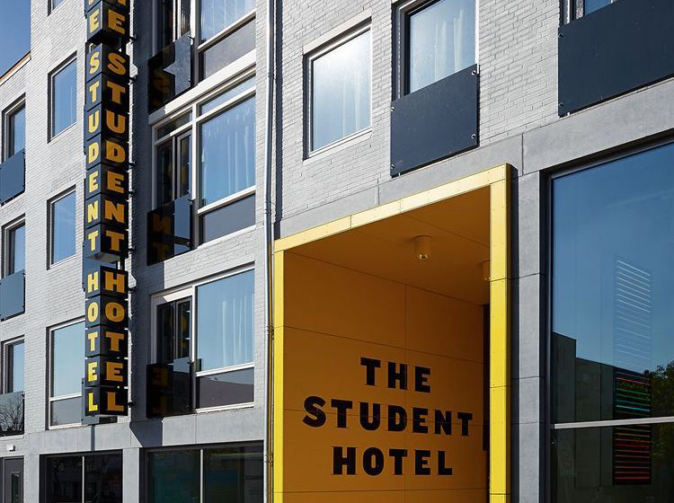 The Student Hotel The Hague لاهاي