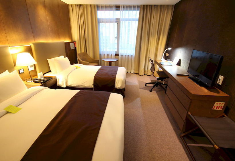 Hôtel Benikea Premier Central Plaza Incheon