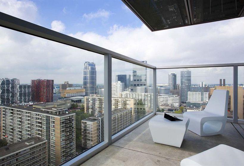 Urban Residences Rotterdam Roterdã