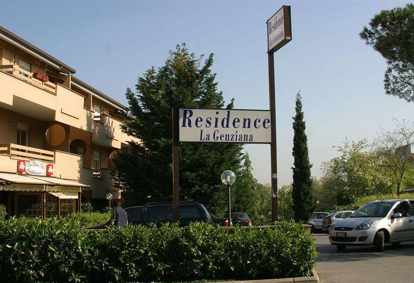 Residence Roma La Genziana