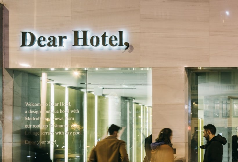 Hotel Dear Madrid