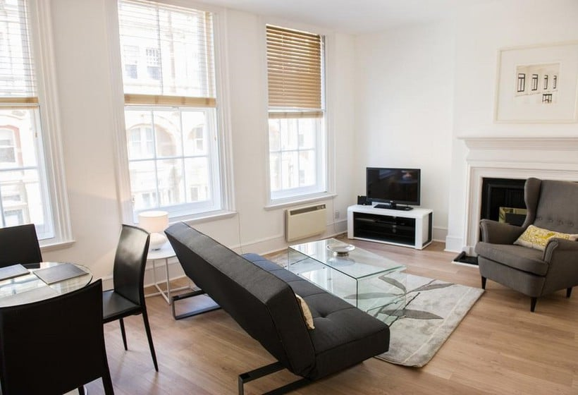 West End One Apartments Londen