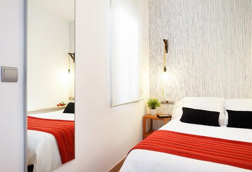 Feelathome vila apartment barcelone les meilleures for Numero chambre hotel