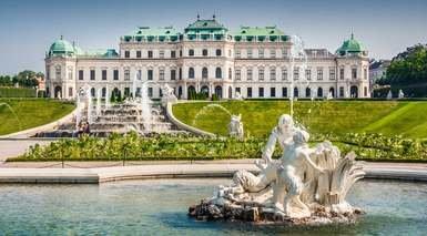 4 Días en Viena con Visita