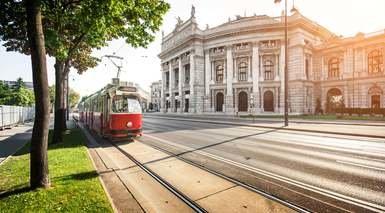 Praga, Bratislava, Budapest y Viena