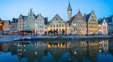 Bruselas y Flandes - Semana Santa
