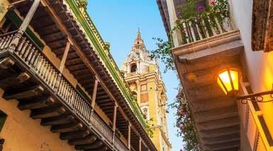 Colombia: Bogotá y Cartagena