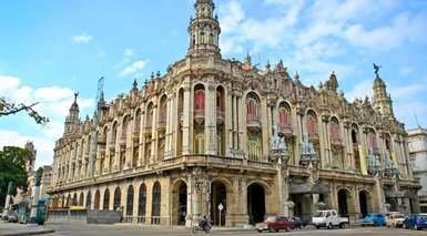 Saratoga - La Habana