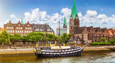 Norte de Alemania y Copenhague - Especial Singles Mayores de 45 Años