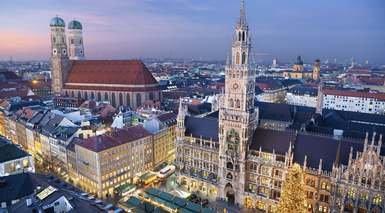 Múnich : Encantos de Baviera - Semana Santa