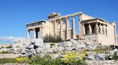Circuito Cultural por Grecia + Mikonos y Santorini