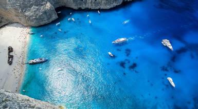 Atenas, Mikonos, Santorini y Creta