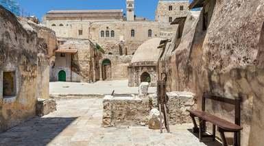 Saint George - Jerusalén