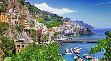Roma y Costa Amalfitana