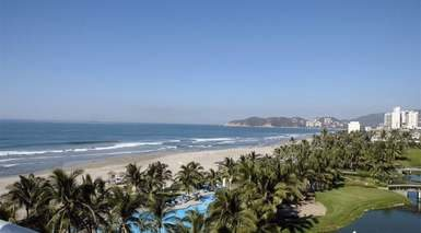 The Fairmont Pierre Marques  - Acapulco