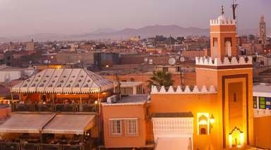 Palais Sebban - Marrakech