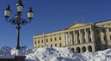 Rica Grand Hotel Oslo - Oslo