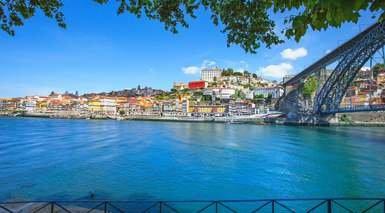 Descubre Portugal:Oporto, Fátima, Lisboa