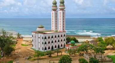King Fahd Palace - Dakar