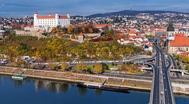 Praga, Bratislava y Budapest