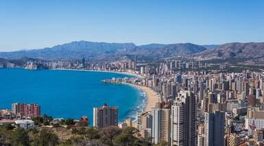 Port Benidorm Hotel & Spa - 貝尼多姆