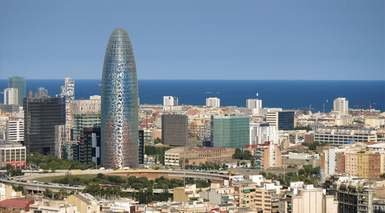 Crowne Plaza Barcelona Fira Center - 바르셀로나