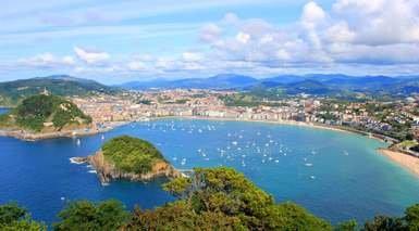 San Sebastián - San Sebastián