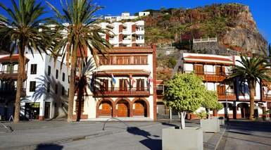 Parador de La Gomera - San Sebastian de la Gomera