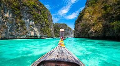 Tailandia: Triángulo de Oro y Playas