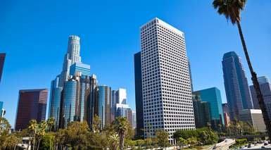 Plaza La Reina - Los Ángeles