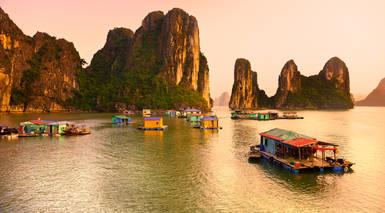Vietnam con Crucero + Playas de Nha Trang