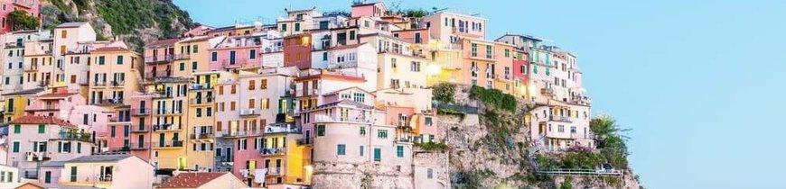 Italia Esencial + Norte + Toscana y Cinque Terre