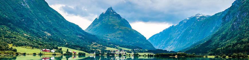 Oslo y Fiordos - Super Oferta