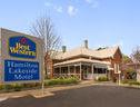 Best Western Hamilton Lakeside Motel