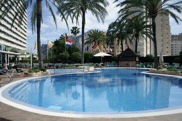 Zwembad Hotel AR Roca Esmeralda & Spa Calpe