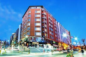 Sahinler Oteli - Istanbul